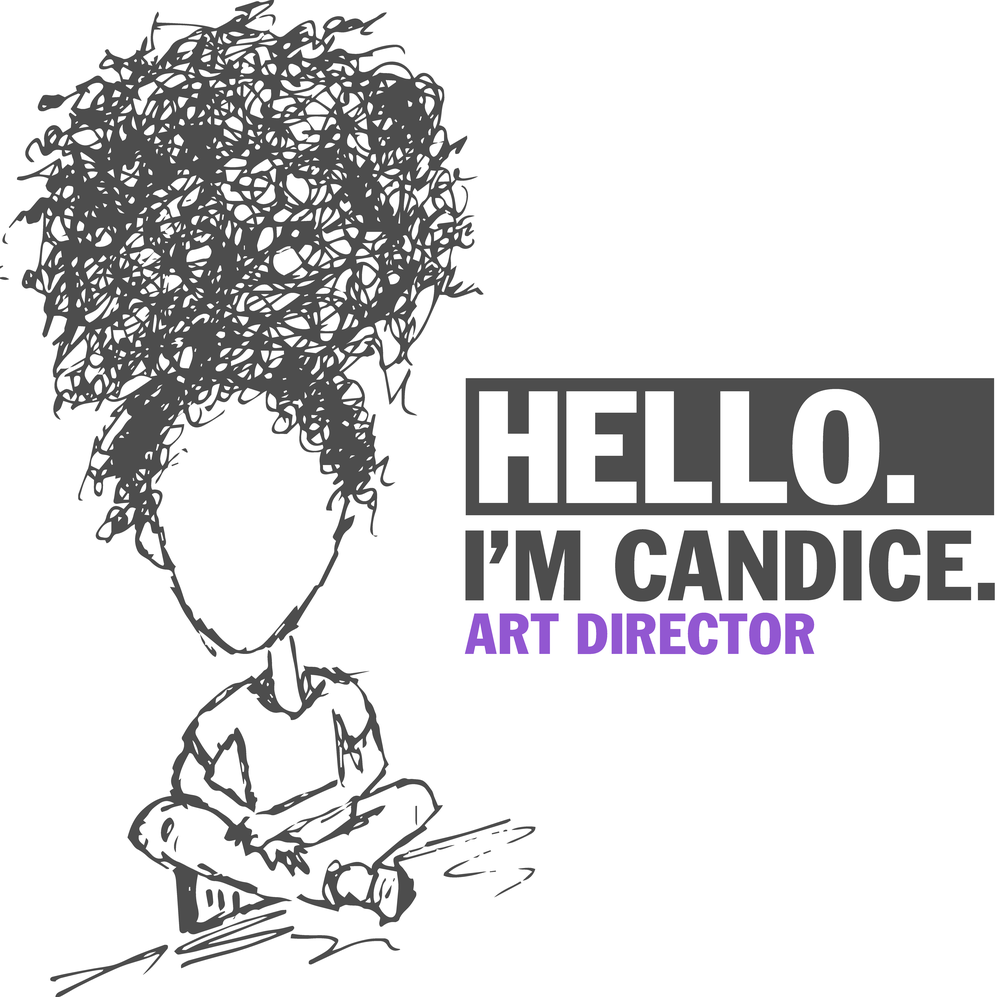 Candice Drakeford - Art Director