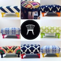 Turnstyle13 footstools