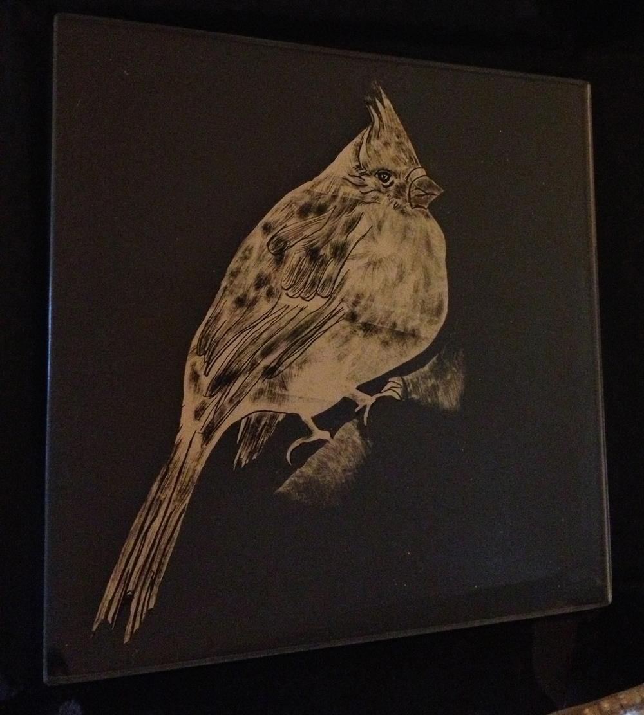 Gilded Bird