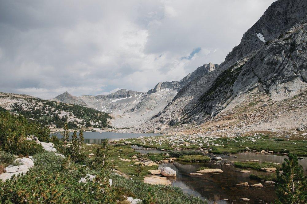Townsley Lake, Yosemite National Park (10,353 ft elevation)