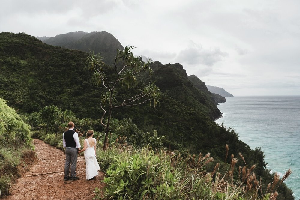 Kalalau Trail, Na Pali Coast, Kauai