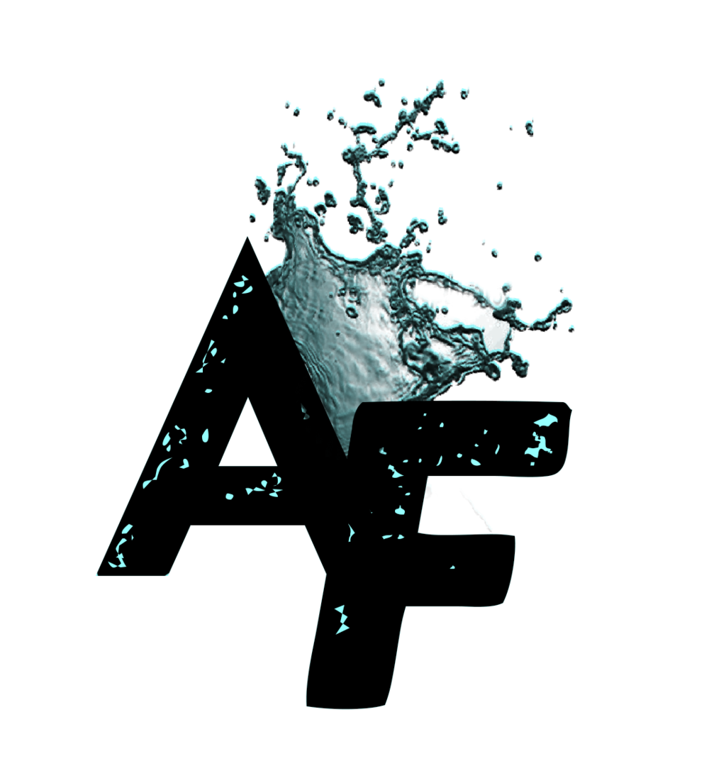 Logo for wearable merch.