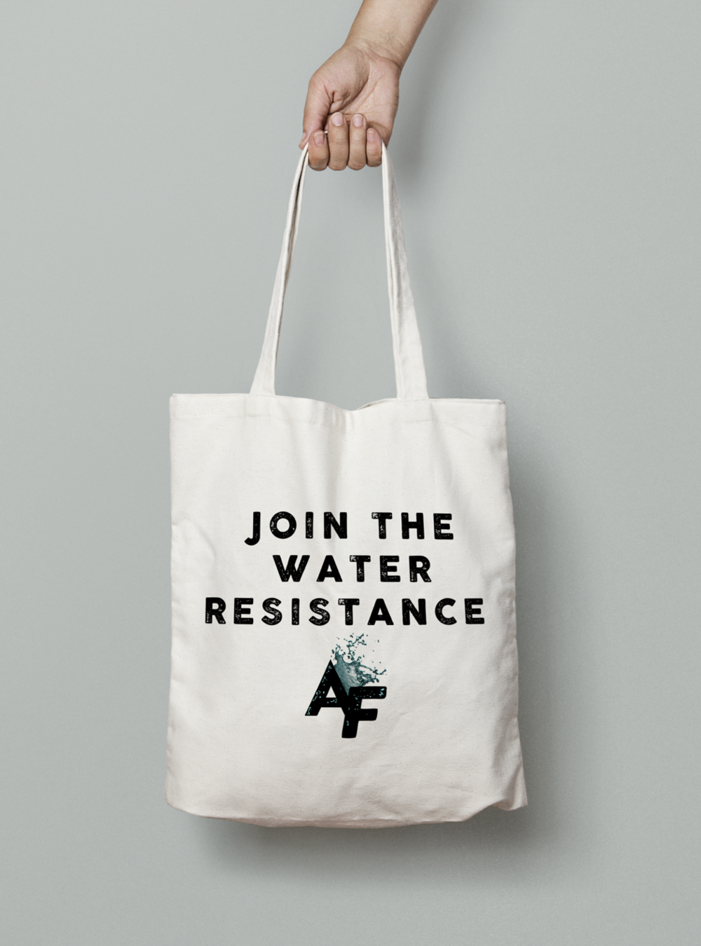 Bags and various merch