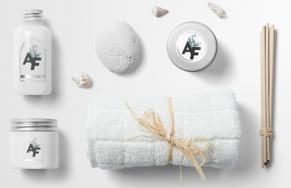 Spa like amenities available to all members