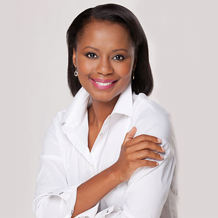 KHANYI DHLOMO Founder and CEO of Ndalo Media