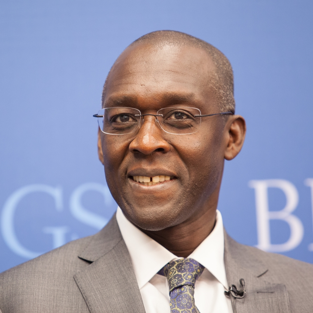MAKHTAR DIOP     Vice President for Africa at the World Bank