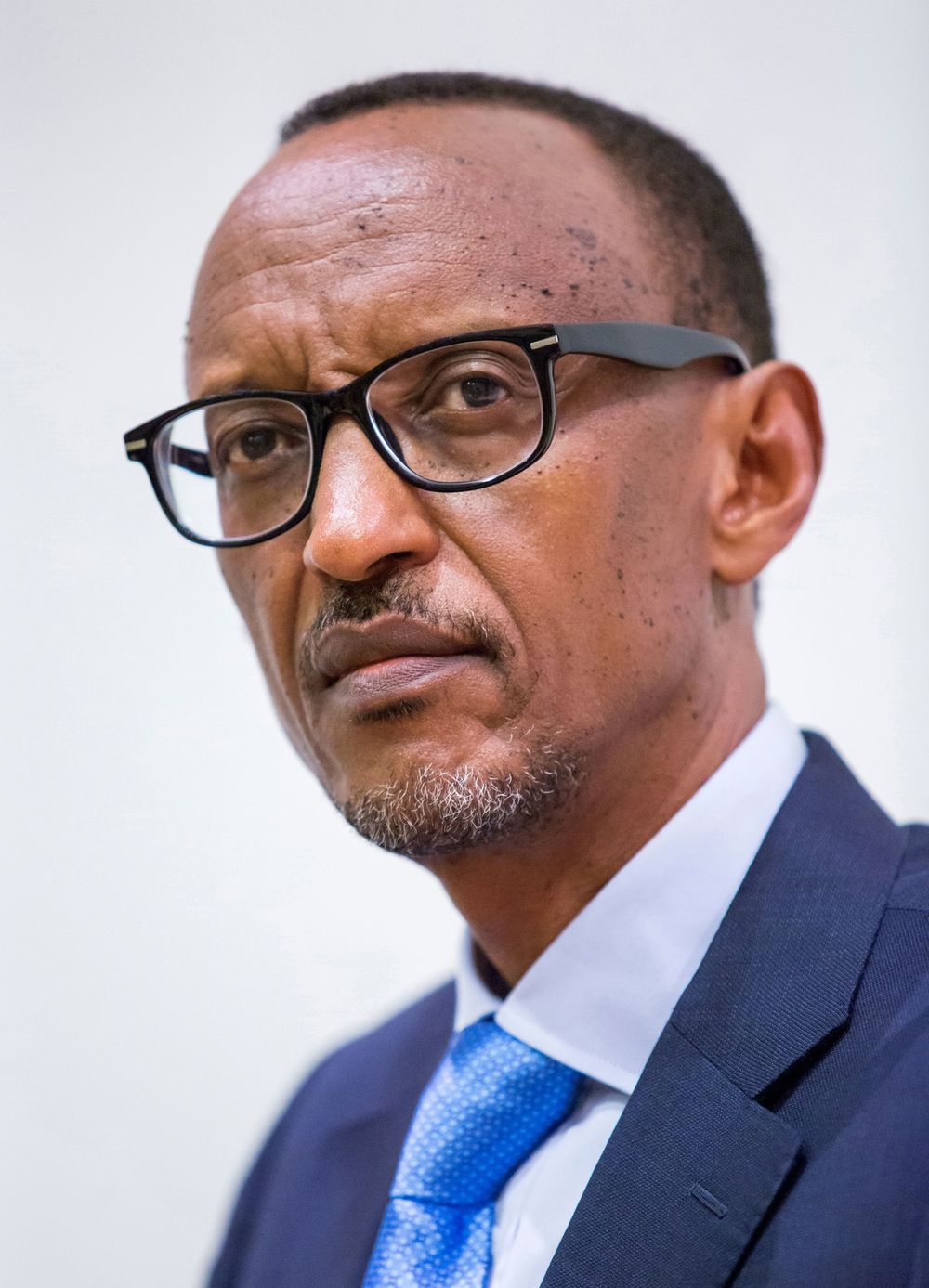 HIS EXCELLENCY PAUL KAGAME     President of the Republic of Rwanda