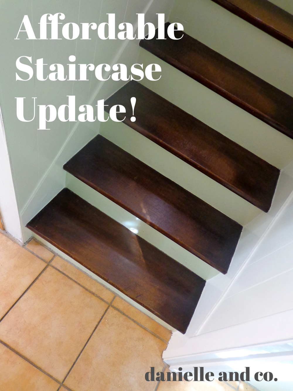 affordable-staircase-update