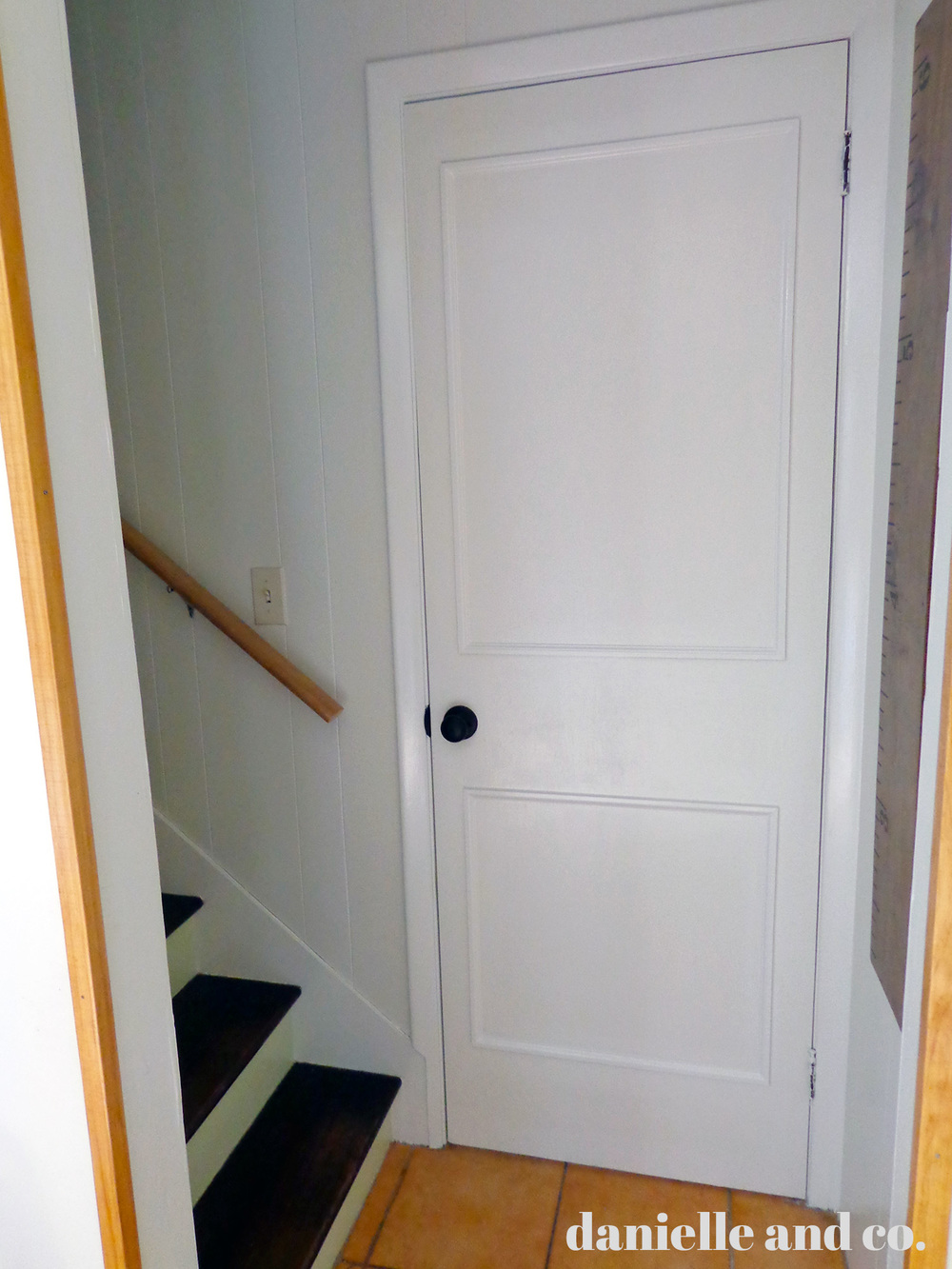 Diy interior door makeover five doors at once for Cost to paint interior doors and trim