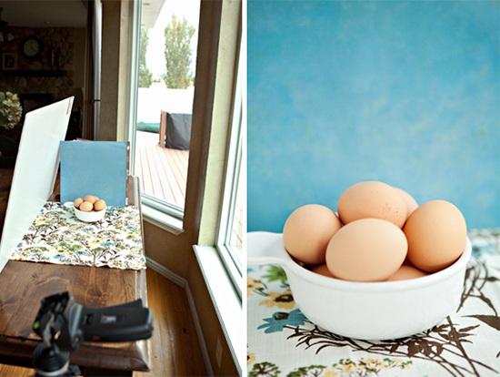 Clip It Up a Notch shared their  tips & tricks for food photography , using this patterned backdrop