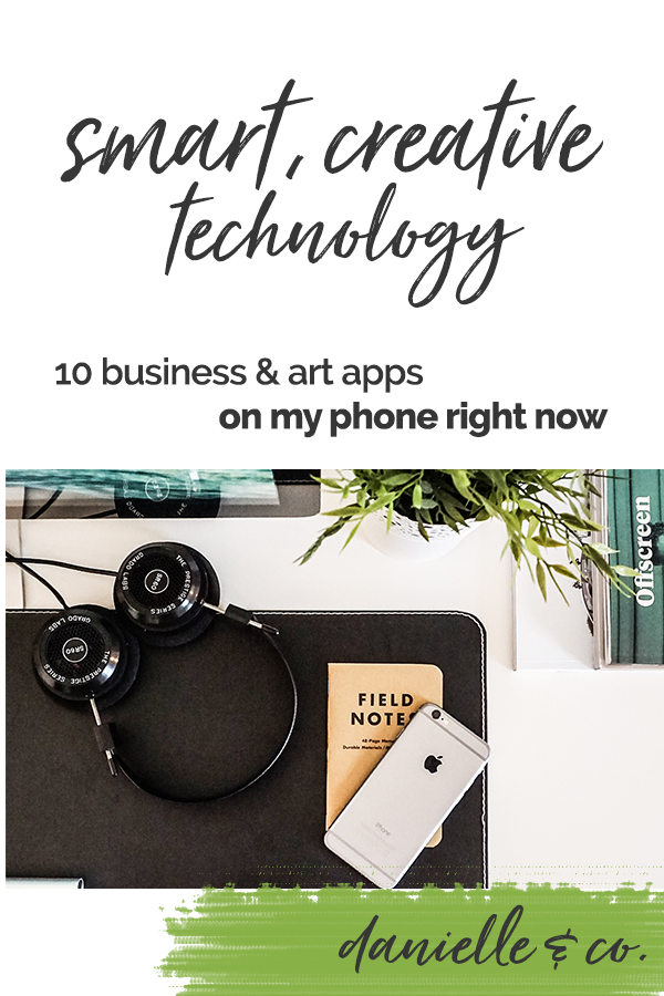 My favorite 10 apps for getting business done while on the move!