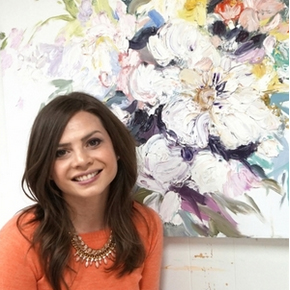 Stephanie Fehrenbach shares how she sets the mood for creativity on danielleandco.com