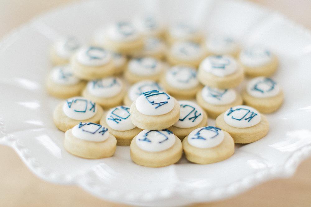 cookies by Emily Pierce of  Cookie Love