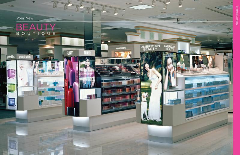 Merchandising Manual /  Layout and Retouching