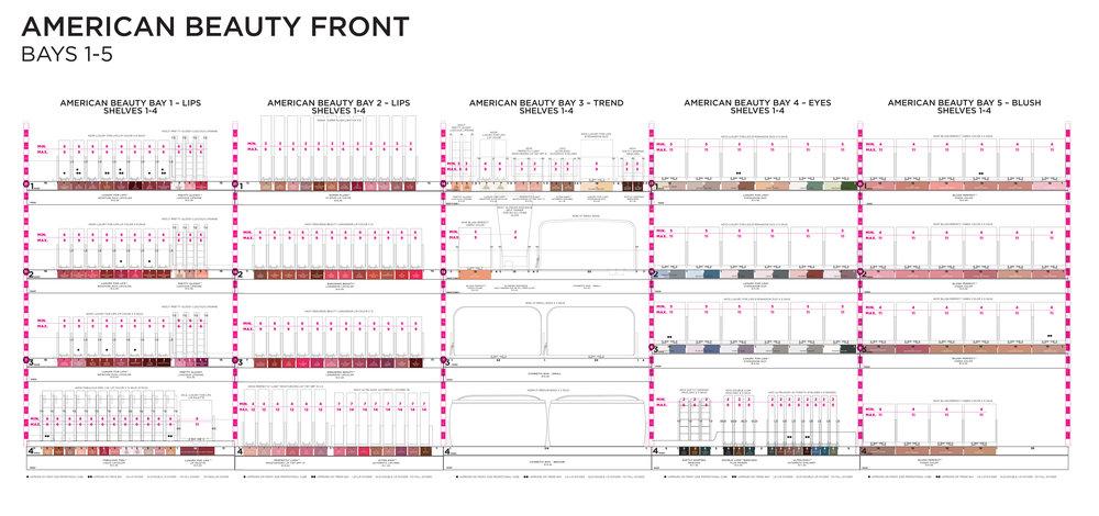 Merchandising Manual /  Technical Illustration