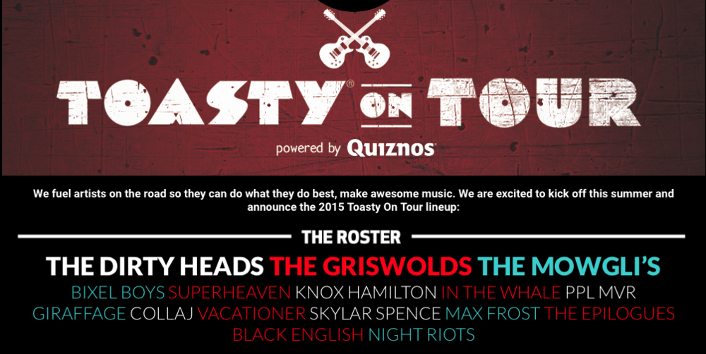QUIZNOS TOASTY ON TOUR ROSTER.png