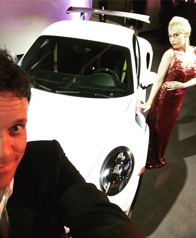 Brenna Whitaker x Porsche