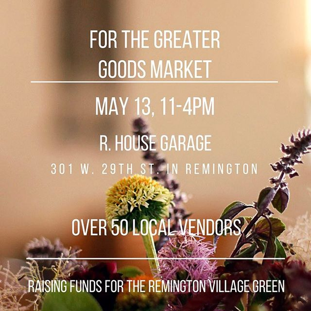 Excited to be a part of #forthegreatergoods 11am-4pm Saturday. Just in time for #mothersday 50+ #localvendors will be there #shoplocal #madeinbaltimore #madewithlove #charmcity #organicenergy #glutenfreevegan #deliciouslyhealthy #healthysnack #nutritiousanddelicious