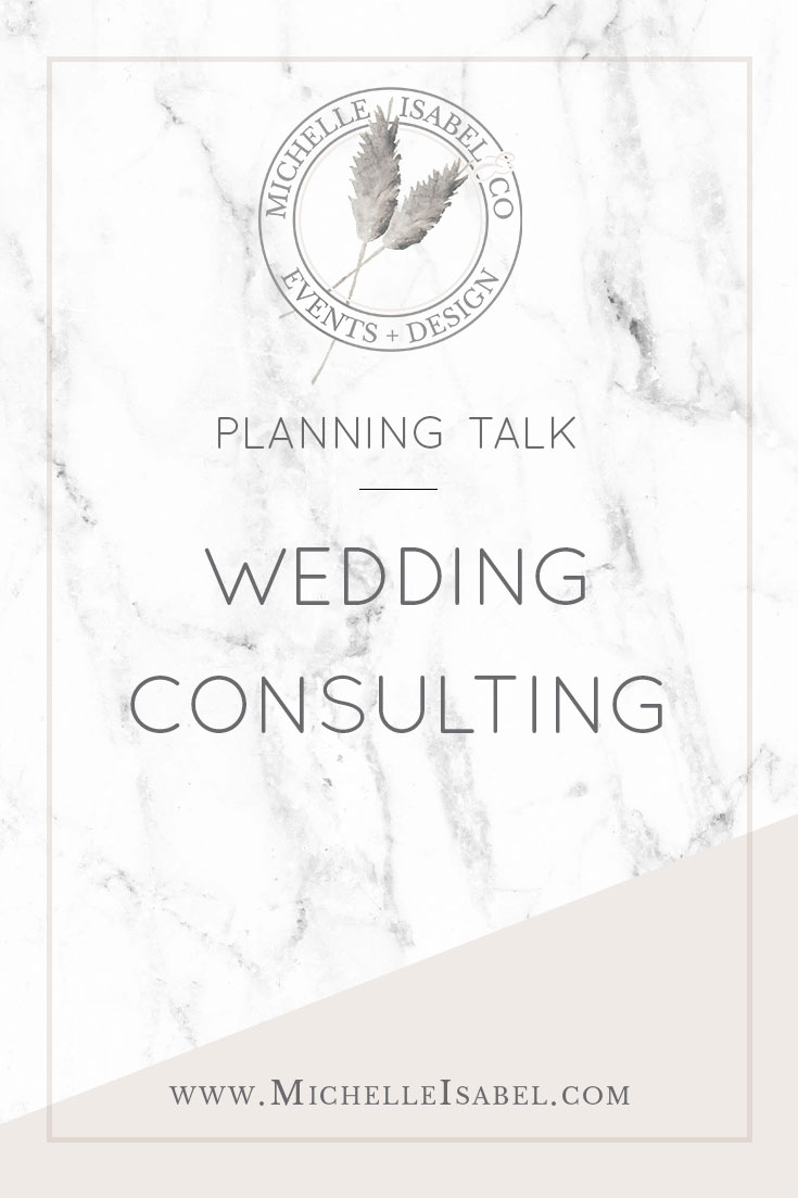 Orange County Wedding Consulting