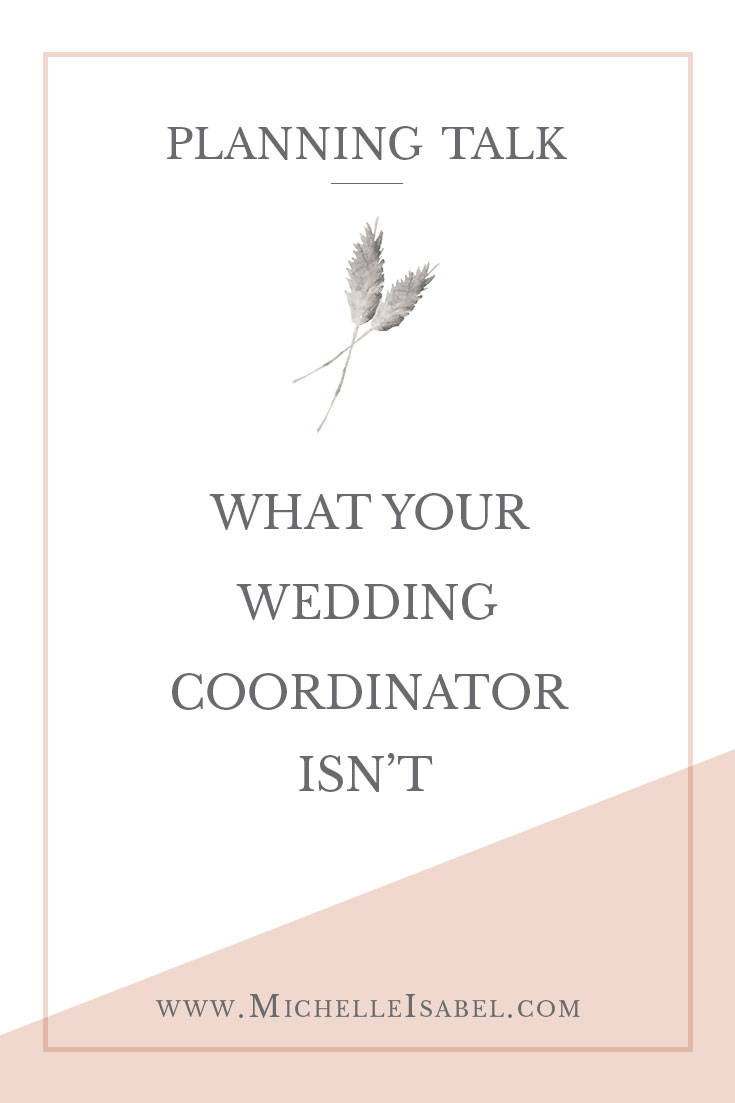 what-your-wedding-coordinator-isnt