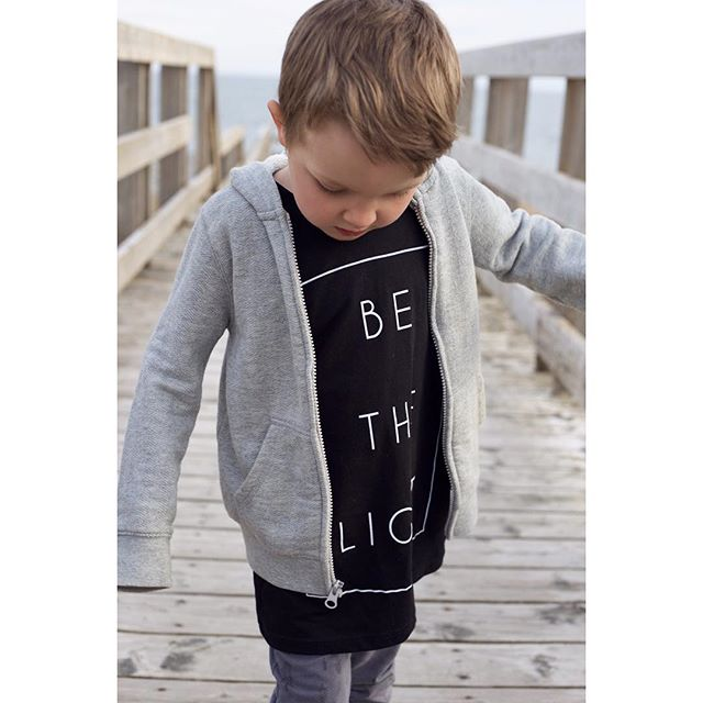 I'm not sure if it gets any sweeter than this. Many of you have been asking if we carry children's sizing and I am so excited to say that we finally do!! We will have our first run of children's sizes available this weekend at the Cow Bay Market! Check us out! ✨ . . . #cowbaylove #shoplocal #kidsfashion #bethelight