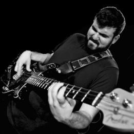 Zach Vanacoro - Bass