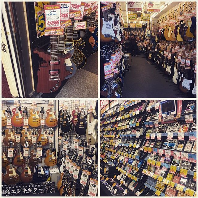 #guitarstreet #tokyo