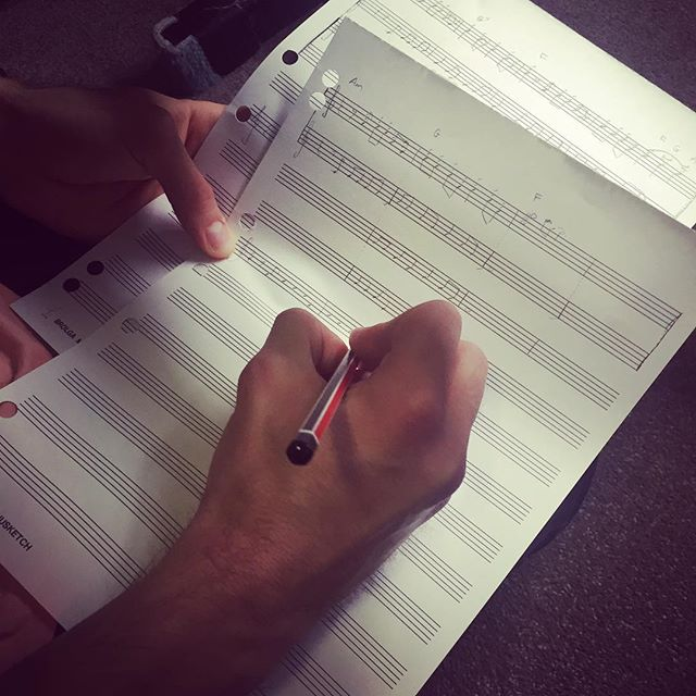 #vocalharmony day with @whoismaikee #musicproduction #brisbaneproducer #brisbanestudio