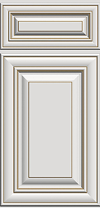 Arlington Oatmeal Door