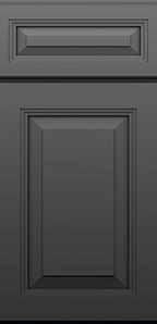 Belmont Gilbraltar Gray Door