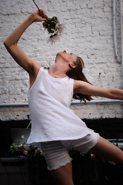 Olivia Sabee in Ring in Spring Photo: Patrick Landes