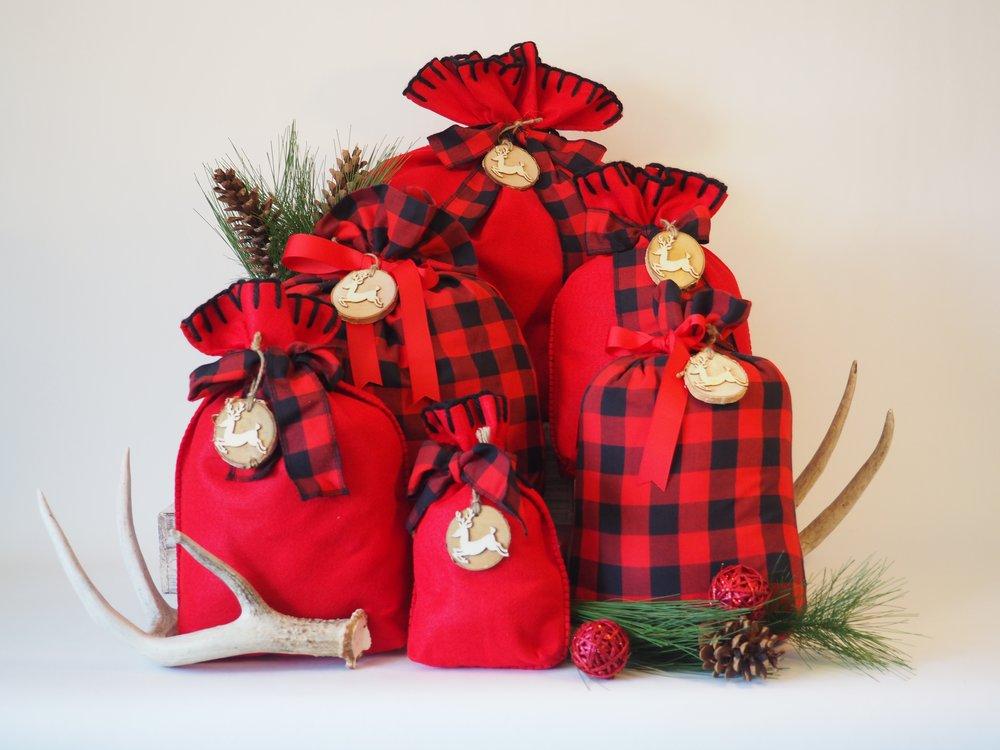 Christmas Bags -