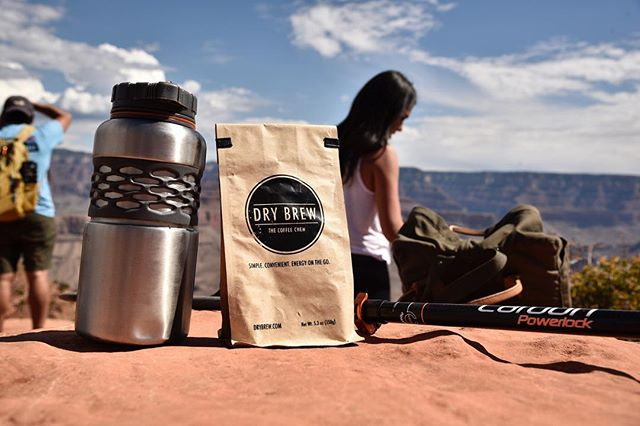 Getting ready for the weekend? Ready to venture out into unknown lands to explore? Pack yourself a bag of drybrew today! Can't always pack your coffee with you. So have something handy and convenient! . . . . . . #drybrew #coffeechew #chewablecoffee #motivation #health #healthliving #coffeethoughts #positive #healthy #food #amazon #convenient #organize #amazonprime #friday #organized #office #energy #caffeine #travel #travelbug #explore