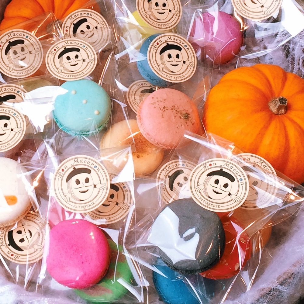 Kids under 12 in costume get a free macaron and big kidsu2014otherwise known as adultsu2014in costume will find an extra macaron in every 6 pack they purchase!  sc 1 st  Bon Macaron Patisserie & Halloween at Bon Macaron u2014 Bon Macaron Patisserie