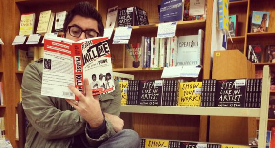 11. Austin Kleon Newsletter  20 Good Books I Read in 2015