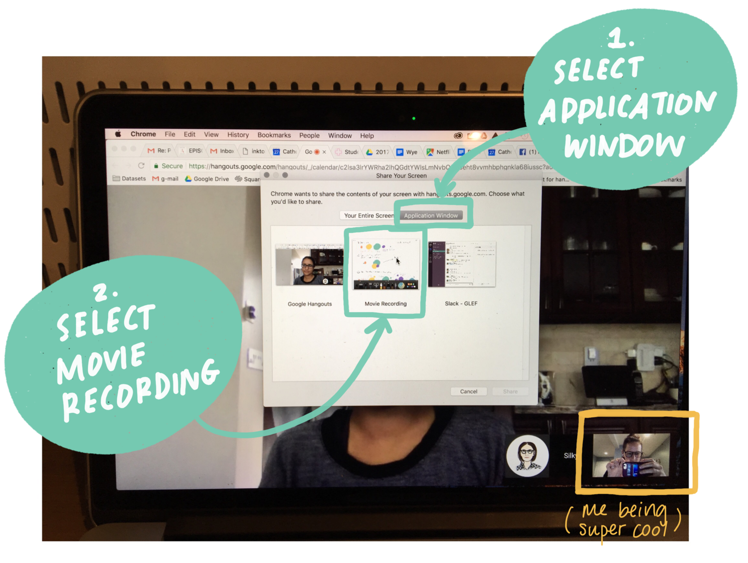 How To Draw Display Your Ipad Live In A Video Chat Catherine Madden