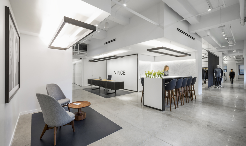 Vince Showroom