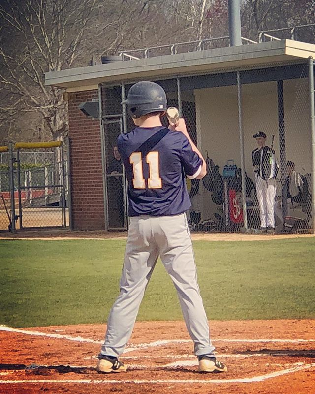 Watched my grandson play baseball today. Great game#williamsongrandkids #baseball#nrca#juniorvarsitybaseball