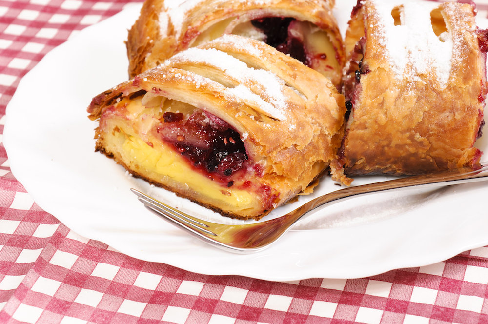 Copy of Cherry Strudel