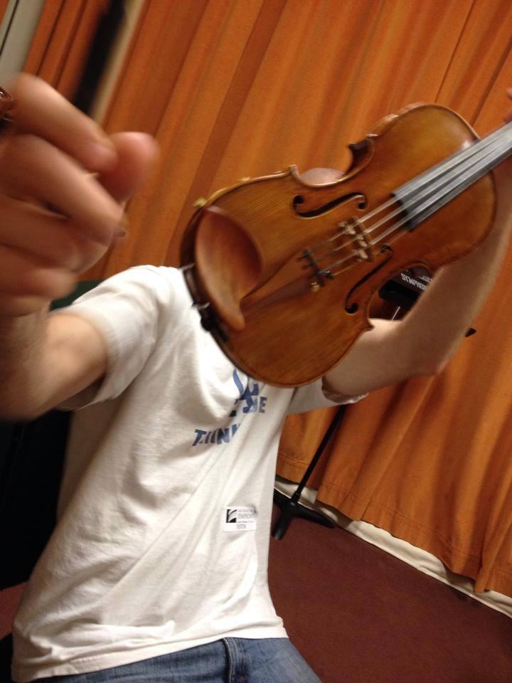 Davies Hall Practice Room