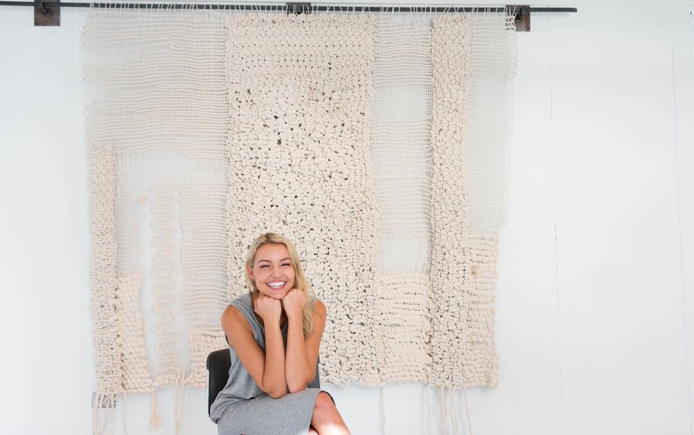 Jacqueline Surdell Art - A young installation artist