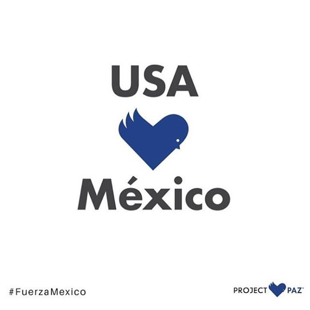 Pray for México and make a donation tax deductible at www.projectpaz.org #ProjectPaz #IntoTheIndustry
