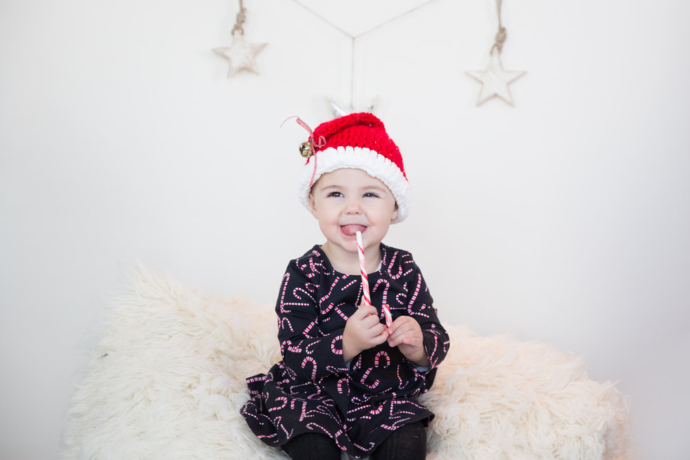 Christmas Photoshoot - Calgary photographer