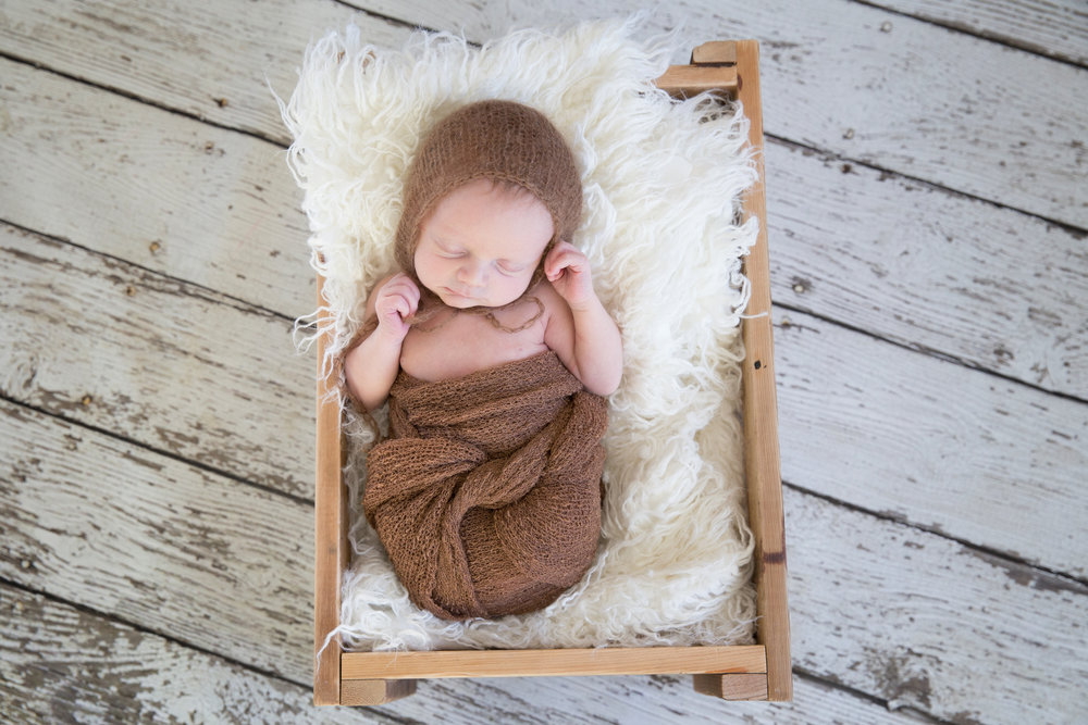 Newborn Photoshoot - Airdrie and Calgary Photographer