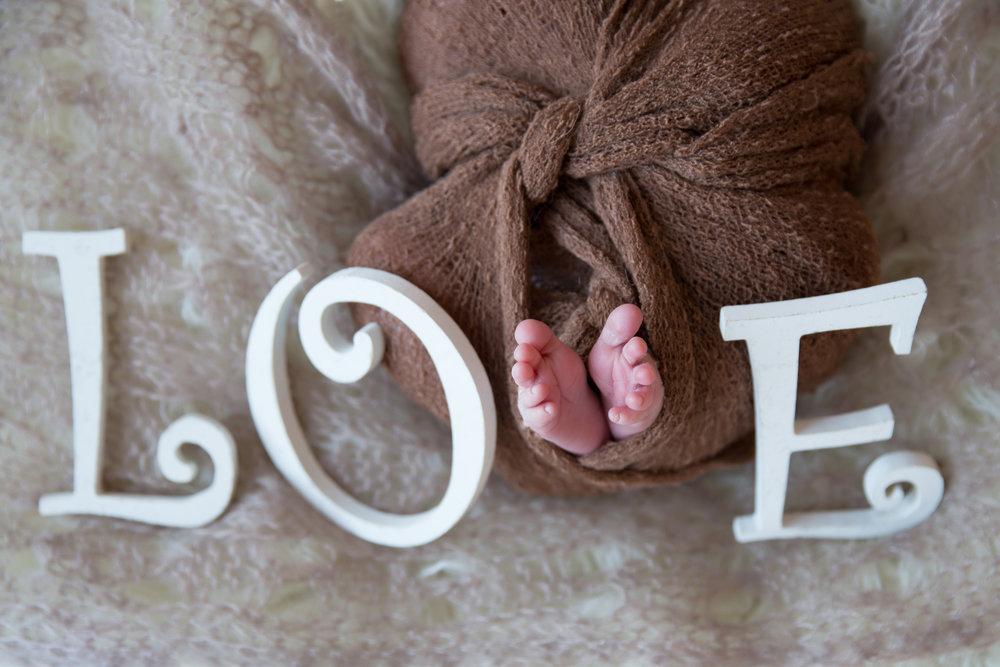 Newborn Photoshoot - Airdrie and Calgary Photographer