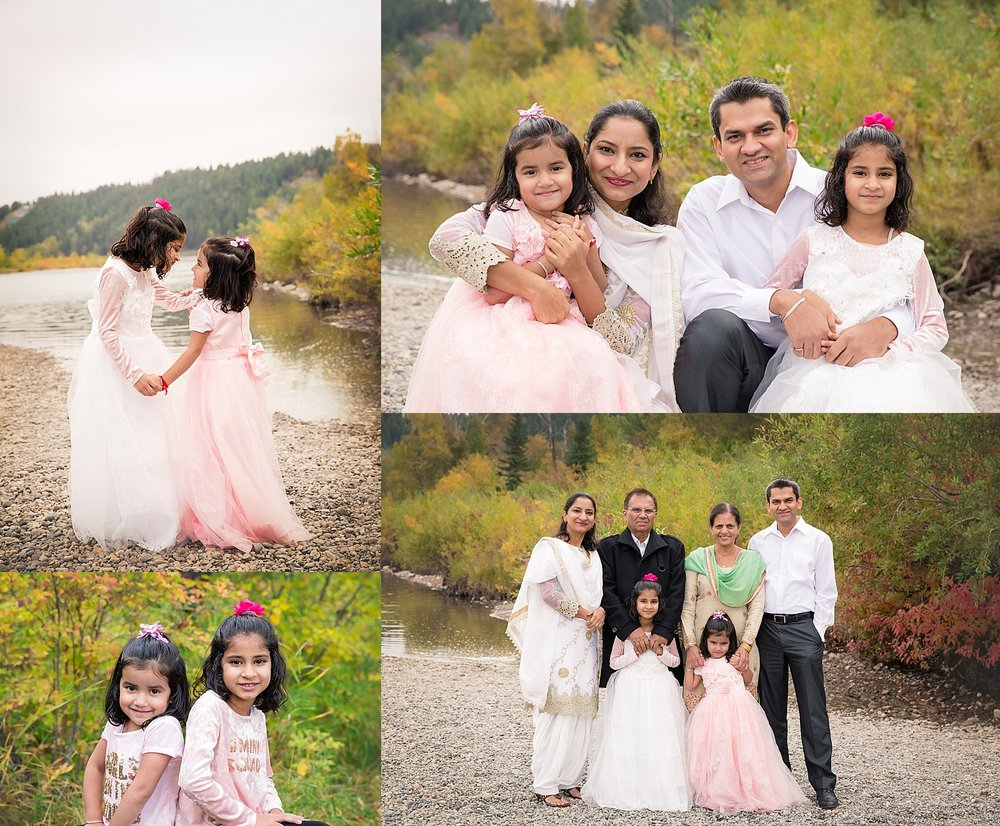 Calgary Fall Mini Sessions. Calgary photographer - Milashka Photography. Edworthy Park.