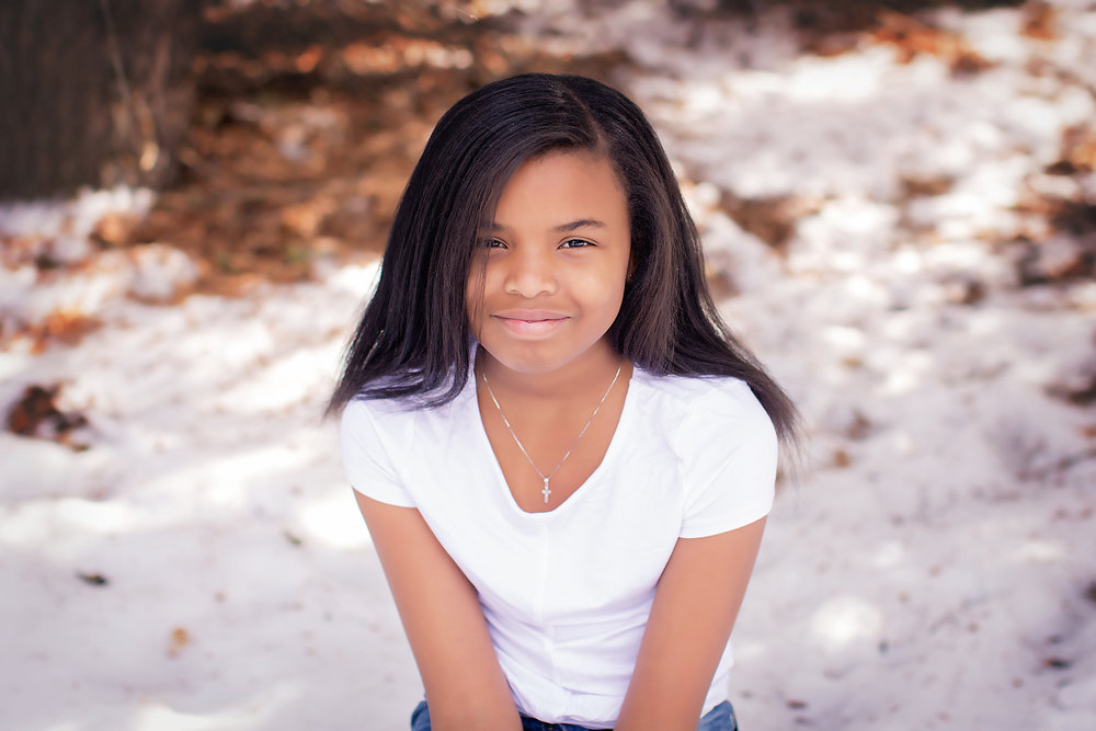 Portrait of a beautiful girl. Calgary and Airdrie child photographer.