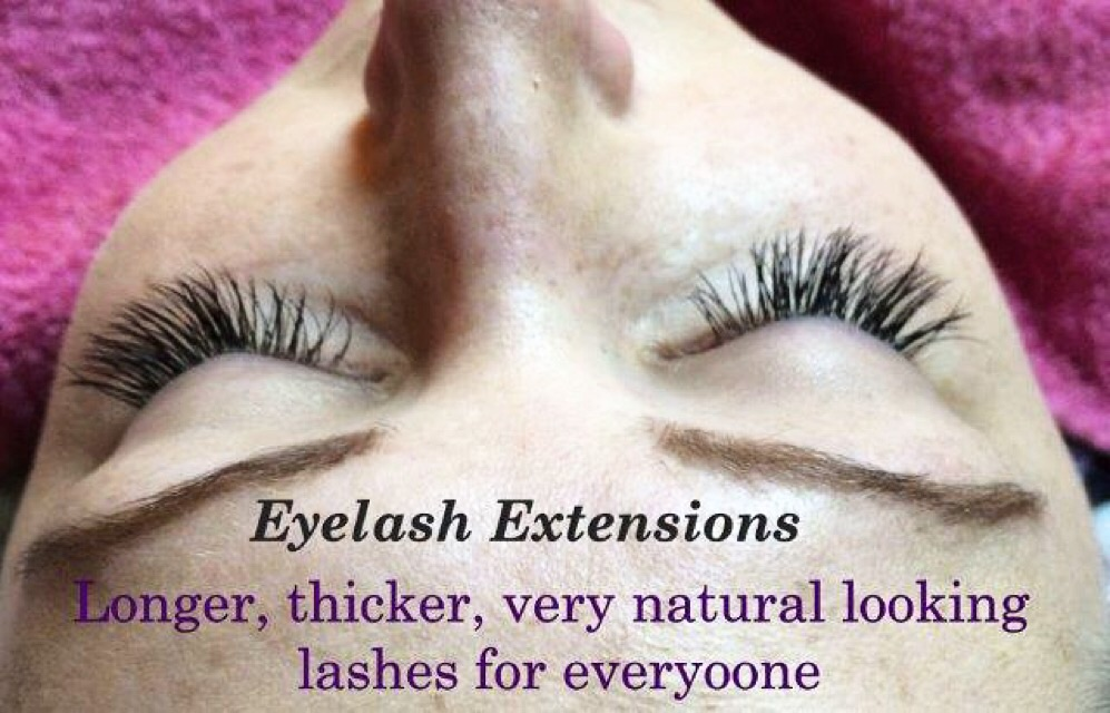 Lash extensions in Perfecton Skin Clinic, Norwich