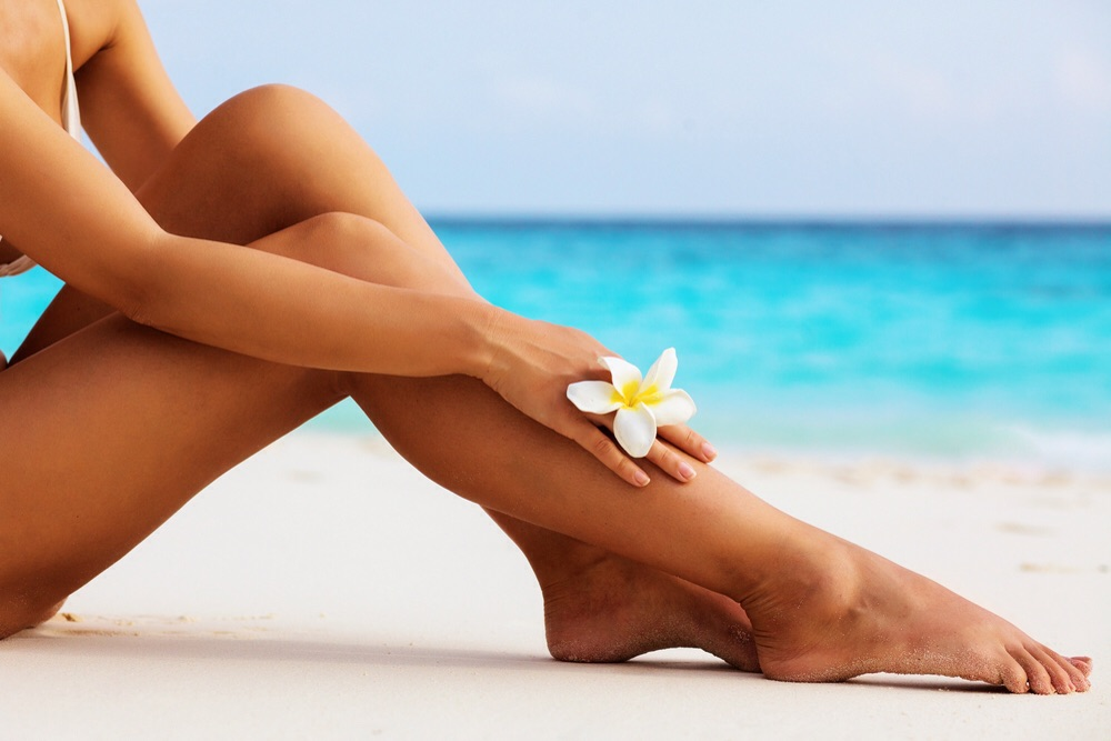 Beautiful legs for summer at Perfection Skin Clinic & Wellbeing Centre in Norwich, Norfolk