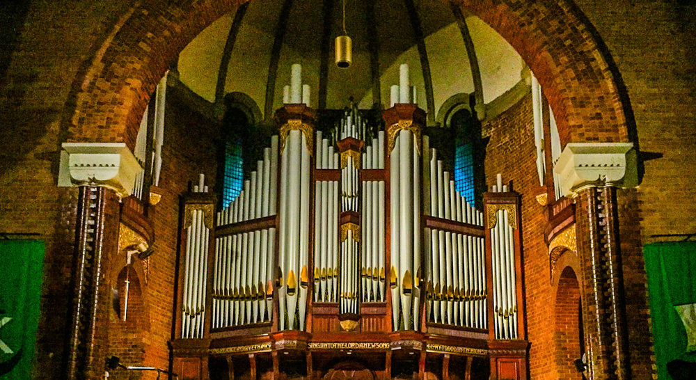 Pipe Organs Are Amazing